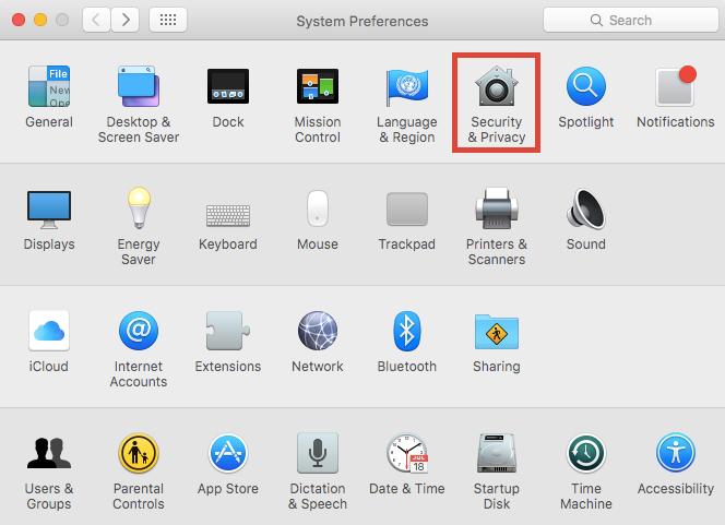 Install MT4 Mac 1