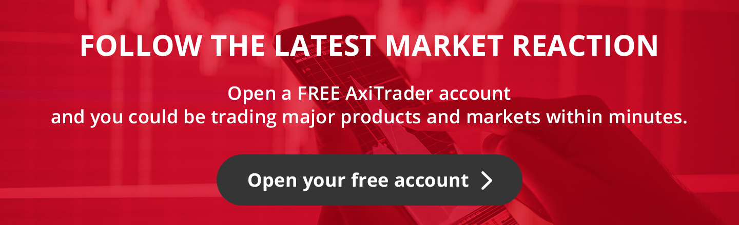 Open a forex trading account with AxiTrader!