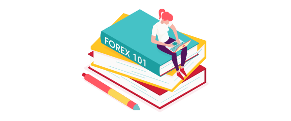 Forex books graphic