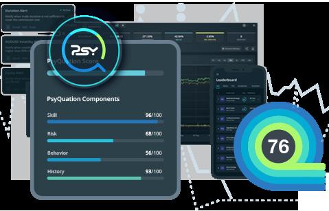 与PsyQuation连接 帮助提升您的盈利能力